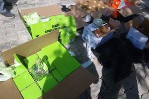 Biên phòng Quảng Trị liên tiếp bắt các vụ vận chuyển rượu lậu