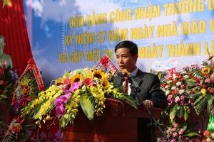Trường THPT Trung Nghĩa, tỉnh Phú Thọ: 35 năm xây dựng và phát triển