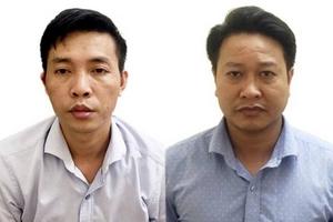 Gian lận điểm thi ở Hòa Bình: 2 người vừa bị khởi tố, bắt tạm giam là ai?