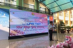 """Trường THCS Đồng Hòa, Kiến An, Hải Phòng: Tổ chức thành công chuyên đề """"Chung tay nối nhịp yêu thương"""""""