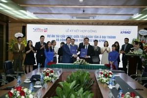 Tân Á Đại Thành bắt tay KPMG tái cấu trúc trước khi đón nhà đầu tư chiến lược ngoại