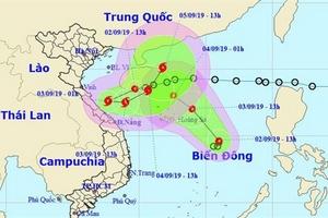Bộ trưởng Bộ GD-ĐT gửi công điện yêu cầu phòng chống mưa bão và áp thấp nhiệt đới