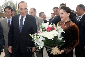Chủ tịch Hạ viện Maroc: Việt Nam đã trở thành một nhân tố đóng góp cho hòa bình khu vực châu Á và thế giới
