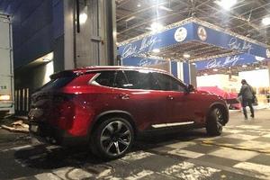 Lộ diện 2 chiếc xe VinFast bến sân khấu lớn Paris Motorshow 2018