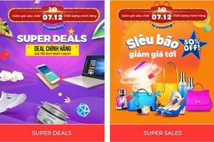 Sắp diễn ra ngày mua sắm trực tuyến lớn nhất năm 2018 Online Friday