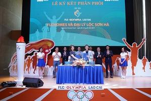 Dự án FLC Olympia Lao Cai hứa hẹn bùng nổ tại thị trường bất động sản Lào Cai