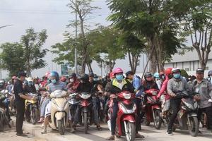 """Nhiều người đến check in, cánh đồng hoa hướng dương Sài Gòn """"thất thủ"""" dịp Tết Dương lịch"""