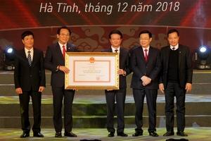 Hà Tĩnh: Tổ chức lễ kỷ niệm 240 năm ngày sinh Nguyễn Công Trứ
