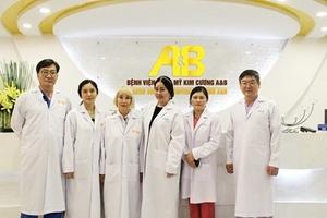 Bệnh viện thẩm mỹ tiêu chuẩn 5 sao giá siêu rẻ
