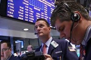 Lo ngại chiến tranh thương mại át triển vọng lợi nhuận, chứng khoán Mỹ giảm điểm