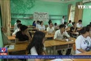 Trả 28 thí sinh gian lận điểm thi về Hòa Bình