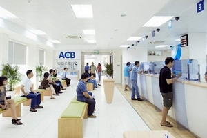 ACB chính thức được phép tăng vốn điều lệ thêm hơn 3.700 tỉ đồng