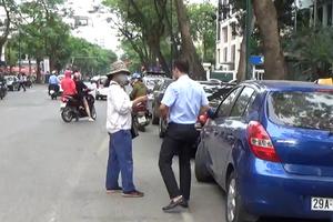 Bãi đỗ xe thông minh iParking: Sở GTVT Hà Nội thừa nhận bất cập