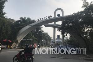 Hà Nội: Sắp thanh kiểm tra toàn bộ công viên Tuổi trẻ Thủ đô
