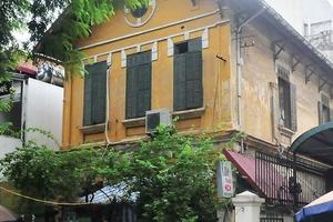 Triển khai phân loại 1.600 biệt thự cũ Hà Nội