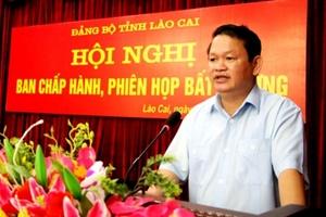 Buông lỏng quản lý trong lĩnh vực khoáng sản, 2 nguyên Chủ tịch tỉnh Lào Cai bị xem xét xử lý