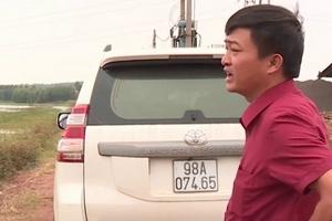 Mâu thuẫn giữa các lò gạch tại Bắc Giang