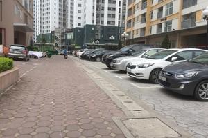 Hoàng Mai (Hà Nội): Nhiều bất cập tại chung cư CT2-TP Tây Nam Linh Đàm