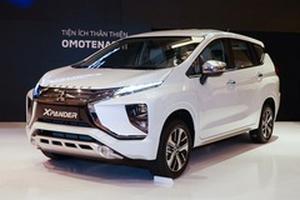 10 ô tô bán chạy nhất Việt Nam tháng 9/2019