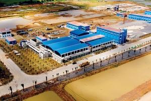 Điểm danh các nhà thầu xây dựng Nhà máy Nước sông Đuống
