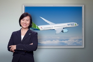 Bà Dương Thị Mai Hoa: Bamboo Airways giữ chân khách hàng từ những điều đơn giản nhất