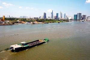Ưu tiên đấu thầu cung cấp dịch vụ bảo trì đường thủy
