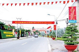 UBND huyện Cần Đước: Những dấu ấn và triển vọng