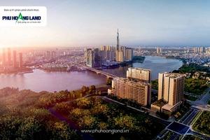 Phú Hoàng Land trở thành nhà phân phối chính tại dự án The River - Thu thiem