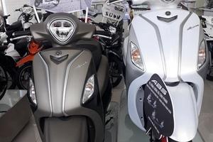 Xe máy ế ẩm như ô tô, giá giảm ồ ạt hàng triệu đồng