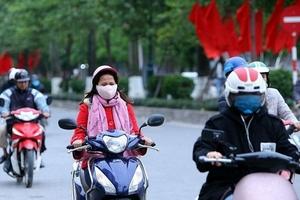 Bắc Bộ mưa rét, Hà Nội có mưa nhỏ vài nơi