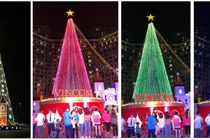 Thắp sáng Hạnh phúc trong Lễ hội Giáng sinh diệu kỳ tại Vincom