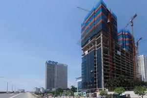 Gần 100 dự án bất động sản ở Hà Nội 'cắm' ngân hàng