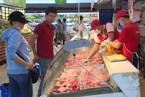 Giá thịt heo bình ổn tại TP.HCM tiếp tục tăng lần 3, thêm 19%