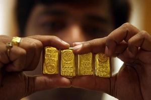 Giá vàng hôm nay (28/9) xuống thấp nhất trong hơn một tháng