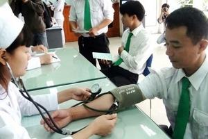 Hà Nội: Tổng kiểm tra, khám sức khỏe lái xe kinh doanh vận tải