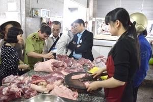 Nghị định mới của Chính phủ về xử phạt vi phạm an toàn thực phẩm