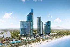 Ninh Thuận, Bình Thuận, Bà Rịa - Vũng Tàu... đang thu hút hàng loạt dự án BĐS du lịch tầm cỡ