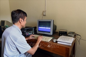 Động đất ở Điện Biên làm rung lắc mặt đất, nhà cửa