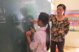 """Thực hiện Chương trình giáo dục phổ thông mới: Giải """"bài toán"""" đội ngũ"""