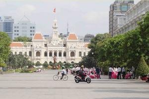 Đề xuất lập thêm nhiều phố đi bộ ở Sài Gòn