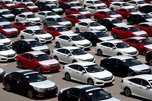 Năm 2018, Việt Nam chi gần hai tỉ USD nhập xe ngoại