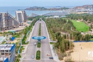 Bình Định đốc thúc thực hiện các dự án tại Khu kinh tế Nhơn Hội