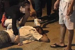 Nghi án tài xế taxi bị bắn gục sau va chạm với Mazda CX5