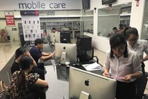 Nhật Cường mobile bất ngờ 'hé cửa' đón khách