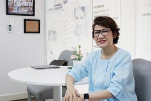 Chủ tịch Tập đoàn Ánh Rạng: Khẳng định thương hiệu trong thị trường kính mắt