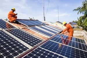 MBBank cho vay dự án điện mặt trời VSB Bình Thuận II 230 tỉ đồng