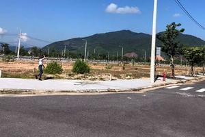 Dự án vùng ven biển 'đắp chiếu', người dân lao đao vì mất đất sản xuất