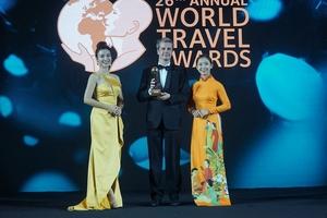 Hệ thống nghỉ dưỡng của Tập đoàn FLC giành cú đúp tại World Travel Awards 2019