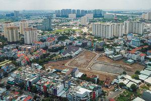 Thị trường căn hộ khu vực TP.HCM : Phục hồi mạnh mẽ so với cùng kì