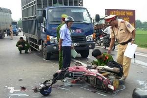 Trong 6 ngày nghỉ Tết Nguyên đán Kỷ Hợi đã có 112 người chết vì tai nạn giao thông